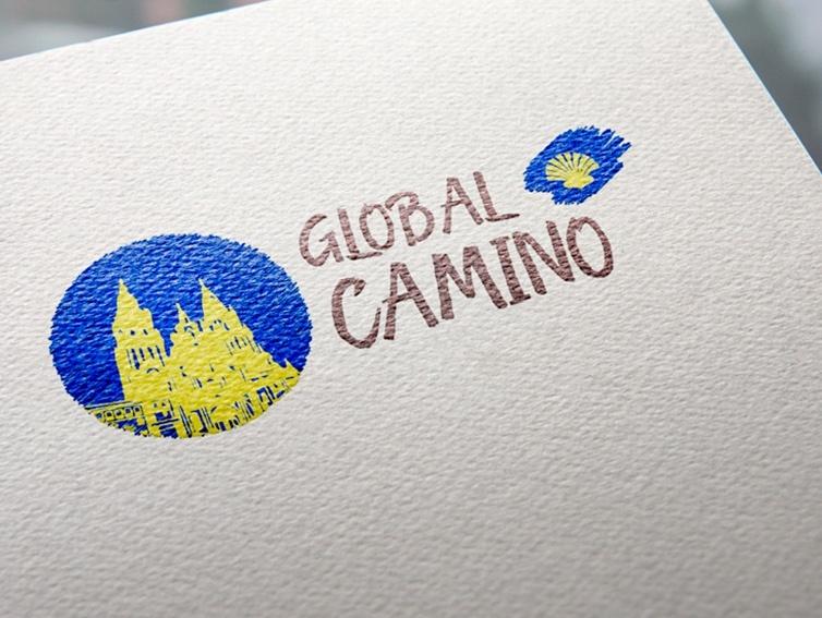 Global Camino - diseño de Logotipos en Cantabria