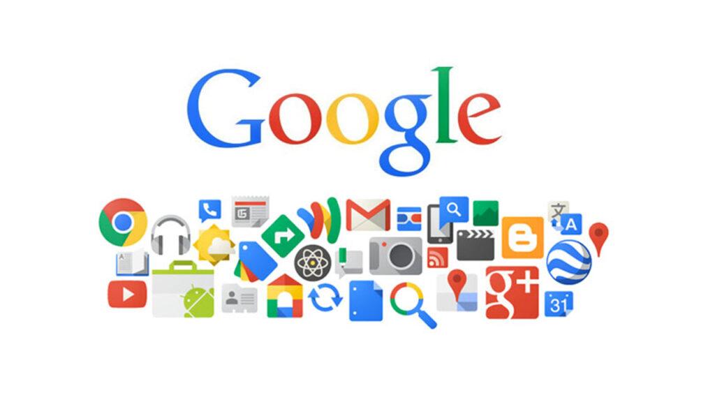 Productos Google presencia en internet